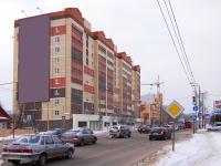 Казань, Горьковское шоссе, дом 15. многоквартирный дом