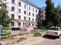 Kazan, Dimitrov st, house 8. Apartment house