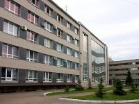 Kazan, st Zelenaya, house 1 к.2. university