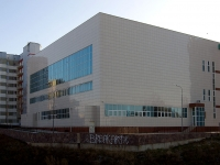 Kazan, sport center ТЭЗУЧЕ, Zelenaya st, house 2А