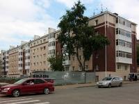 Казань, улица Калинина, дом 3. многоквартирный дом