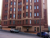 Kazan, Kalinin st, house 6. Apartment house