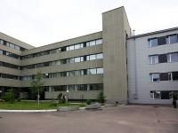 Казань, улица Калинина, дом 43. университет