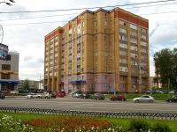 Казань, улица Калинина, дом 69. многоквартирный дом