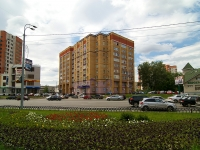 Kazan, Kalinin st, house 69. Apartment house