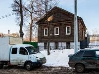 Казань, улица Калинина, дом 17. многоквартирный дом