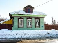 Казань, улица Калинина, дом 22. индивидуальный дом