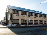 Казань, улица Калинина, дом 1. многофункциональное здание