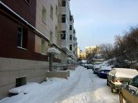 Kazan, Kalinin st, house 3. Apartment house