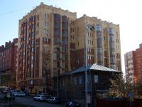 Казань, улица Калинина, дом 6. многоквартирный дом