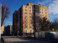 Казань, улица Калинина, дом 30. многоквартирный дом