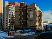 Kazan, Kalinin st, house 48. multi-purpose building