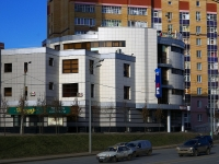 neighbour house: st. Kalinin, house 62. office building Калина