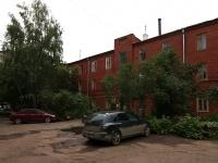 Казань, Катановский переулок, дом 7. многоквартирный дом