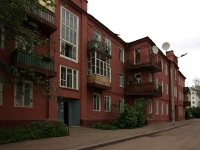 neighbour house: alley. Katanovsky, house 11. Apartment house