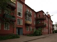 Казань, Катановский переулок, дом 11. многоквартирный дом
