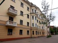 Казань, Катановский переулок, дом 5. многоквартирный дом