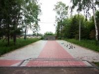 Казань, Катановский переулок. обелиск