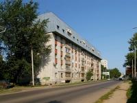 Казань, улица Краснококшайская, дом 75А. многоквартирный дом