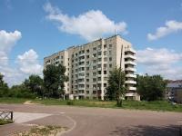 Казань, улица Краснококшайская, дом 83. многоквартирный дом