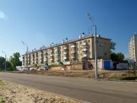 Казань, улица Краснококшайская, дом 92. многоквартирный дом