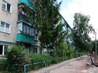 Казань, улица Краснококшайская, дом 129. многоквартирный дом