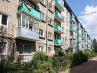 Казань, улица Краснококшайская, дом 131. многоквартирный дом