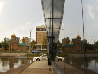 Казань, храм Преподобного Сергия Радонежского, улица Краснококшайская, дом 101