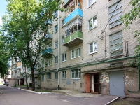 Казань, улица Краснококшайская, дом 162. многоквартирный дом