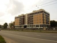 Казань, улица Краснококшайская, дом 119. многоквартирный дом