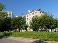 Казань, улица Поперечно-Базарная, дом 1. многоквартирный дом