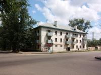 Казань, улица Поперечно-Базарная, дом 12. многоквартирный дом