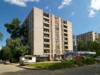 Казань, улица Поперечно-Базарная, дом 57. общежитие