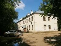 Казань, улица Поперечно-Базарная, дом 70. многоквартирный дом
