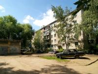 Казань, улица Поперечно-Базарная, дом 72. многоквартирный дом