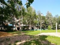 Kazan, Poperechno-Bazarnaya st, house 72. Apartment house