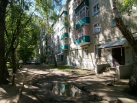 Казань, улица Поперечно-Базарная, дом 74. многоквартирный дом