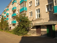Kazan, Poperechno-Bazarnaya st, house 1. Apartment house
