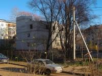 Казань, улица Чкалова, дом 7А. здание на реконструкции
