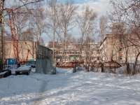 Kazan, gymnasium №4, Chkalov st, house 8