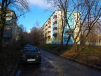 Казань, улица Чкалова, дом 13. многоквартирный дом