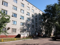 Казань, улица Кулахметова, дом 5. общежитие