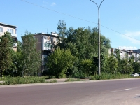 neighbour house: st. Kulakhmetov, house 6. Apartment house