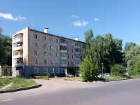 neighbour house: st. Kulakhmetov, house 7. Apartment house