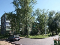 neighbour house: st. Kulakhmetov, house 10. Apartment house