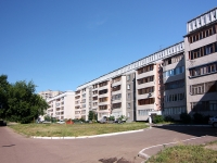 neighbour house: st. Kulakhmetov, house 15. Apartment house