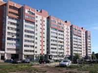 Казань, улица Кулахметова, дом 17 к.4. многоквартирный дом