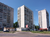 neighbour house: st. Kulakhmetov, house 21. Apartment house