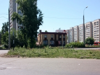neighbour house: st. Kulakhmetov, house 22А. multi-purpose building