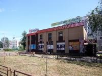 Казань, улица Кулахметова, дом 22А. многофункциональное здание